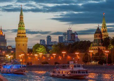 Открытие пассажирской навигации в Москве