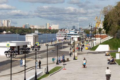 Речной экспресс от Северного речного вокзала в Химки