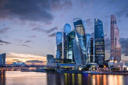 Речная прогулка от Москва-Сити до парка «Зарядье»