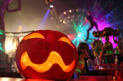 Прогулка на теплоходе «Хэллоуин в стиле 90-х» с дискотекой